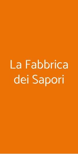 La Fabbrica Dei Sapori, Buccinasco