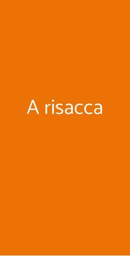 A Risacca, Virgilio
