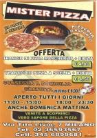 Mister Pizza, Milano