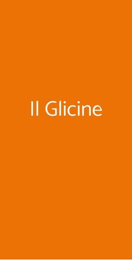 Il Glicine, Robecco sul Naviglio