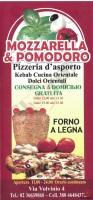 Mozzarella E Pomodoro, Milano