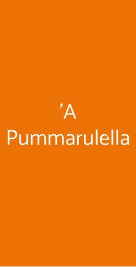'a Pummarulella, Giugliano in Campania