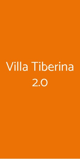 Villa Tiberina 2.0, San Benedetto Del Tronto