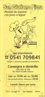 San Giuliano Pizza, Rimini