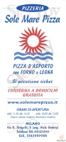 Sole Mare Pizza, Milano