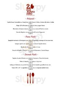 Duepuntozero Coffee & Food, Tortona