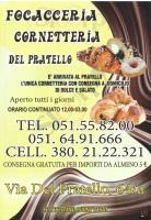 Focacceria E Cornetteria Del Pratello, Bologna