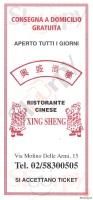 Xing Sheng, Milano