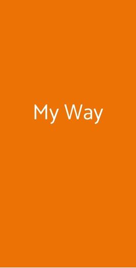 My Way, Torino