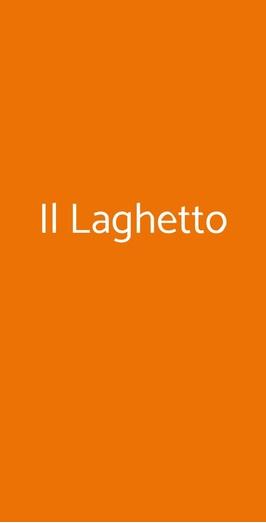 Il Laghetto, Castagnole Lanze