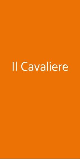 Il Cavaliere, Torino