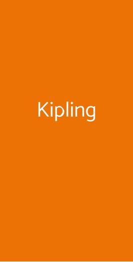 Kipling, Torino