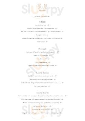 Del Cambio a Torino - Menù, prezzi, recensioni del ristorante