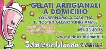 Gelateria Islanda, Bologna