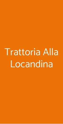 Trattoria Alla Locandina, Torino