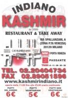 Kashmir, Milano