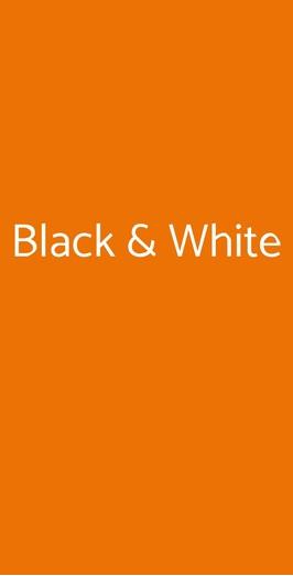 Black & White, Bari