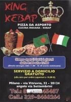 King Kebap, Milano
