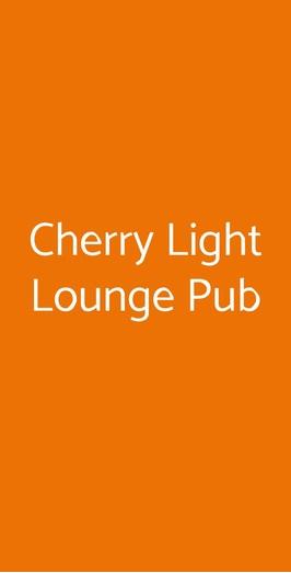Cherry Light Lounge Pub, Vico Equense