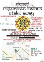 Shanti, Milano