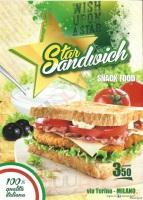 Star Sandwich, Milano