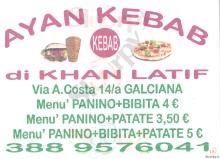 Ayan Kebab, Prato