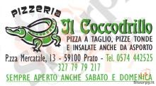 Il Coccodrillo, Prato