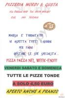Mordi & Gusta, Prato