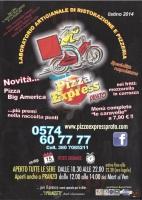 Pizza Express, Prato
