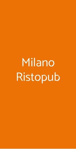 Milano Ristopub, Caltanissetta