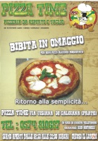 Pizza Time, Prato