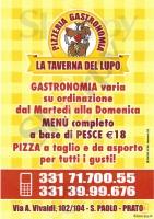 La Taverna Del Lupo, Prato