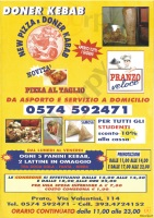 New Pizza, Prato