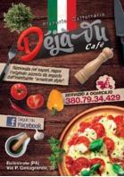 Pizzeria Caffetteria Deja Vu, Balestrate