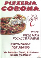 Corona, Catania