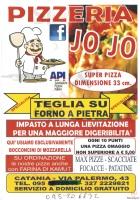 Jo Jo, Catania