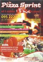 La Pizza Sprint, Catania