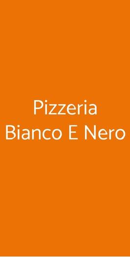 Pizzeria Bianco E Nero, Livorno