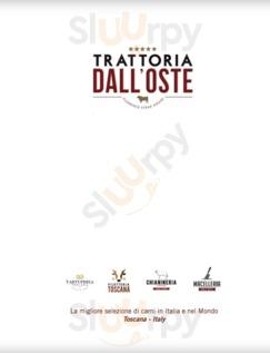 Trattoria Dall'oste Bistecca Fiorentina Chianina, Firenze