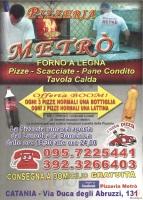 Metro', Catania