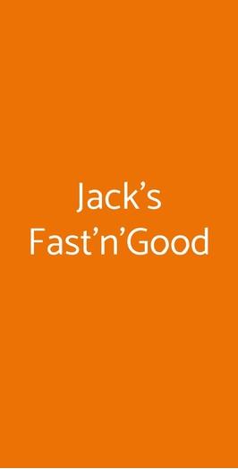 Jack's Fast'n'good, Camaiore