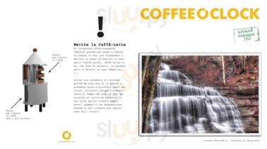 Coffee O'clock, Arezzo