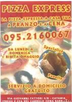 Pizza Express, Catania