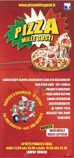 Foto del menù di PIZZA MILLE GUSTI