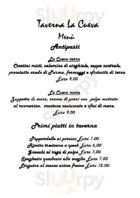 Taverna La Cueva, Livorno