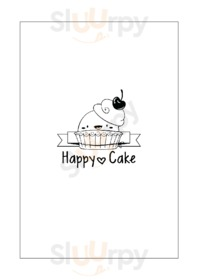 Menu Happy Cake