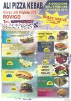 Ali Pizza Kebab, Rovigo