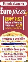 Euro Pizza 2, Vicenza