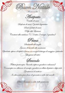 Menu terramia ristorante mediterraneo