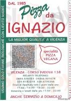 Pizza Da Ignazio, Vicenza